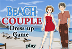Beach Couple Dress Up Game