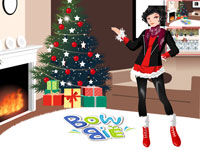Christmas Dress up II