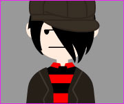 Dress up Emo baiat