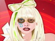 Makeover Lady Gaga 2012